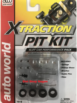 Auto World X-Traction Pit Kit 00105 Ersatzteile