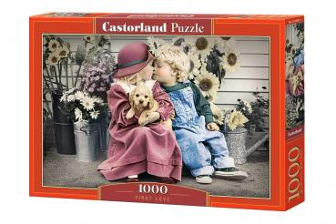 First Love ,Puzzle 1000 Teile  Castorland C104451