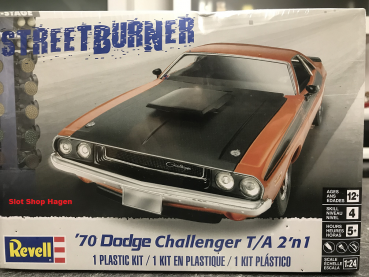 70 ´Dodge Challrnger T/A   in 1:24 Revell 2596