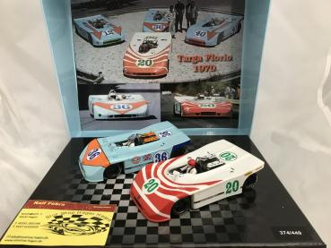 Porsche 908/3 Targa Floria 1970 No.20 No.36 Limited Edition NSR 8SET09-2