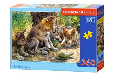 The Shell Game , Puzzle 260 Teile Castorland B-27385