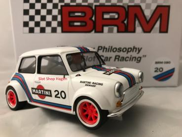 Mini Cooper Team Martini No. 20 BRM090