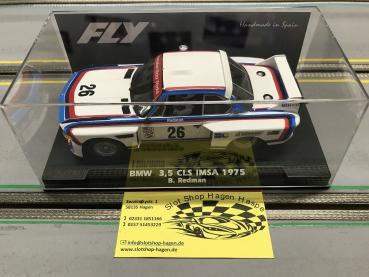 BMW Analog 3,5 CSL ISM 1975  No.26 FYA2002
