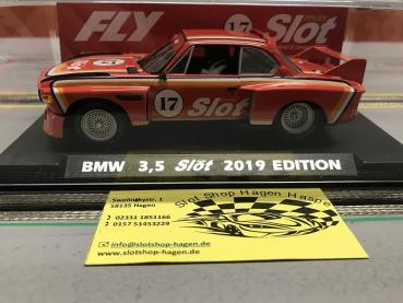 BMW Analog 3,5 CSL No.17 Edition 2019 FYE2000