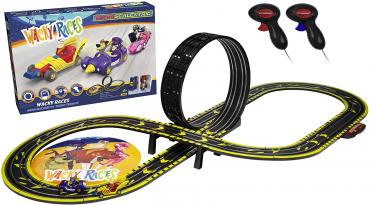 Micro Scalextric G1142 Wacky Races Set