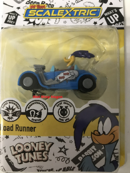 Looney Tunes Road Runner  Car  G2164 Micro Scalextric
