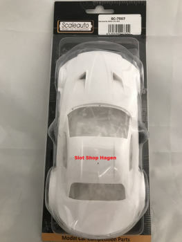 BMW Z4 GT3 weiß Kit SC7507 Scaleauto