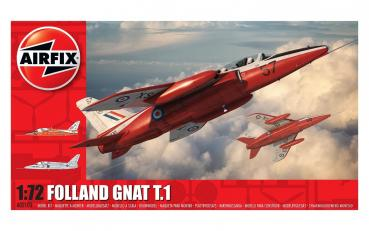 Folland Gnat T.1 in 1:72 Airfix A02105