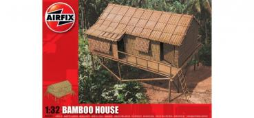 Bamboo House in 1:32  Airfix A06382