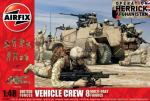 British Vehicle Crew in 1:48 Airfix A03702